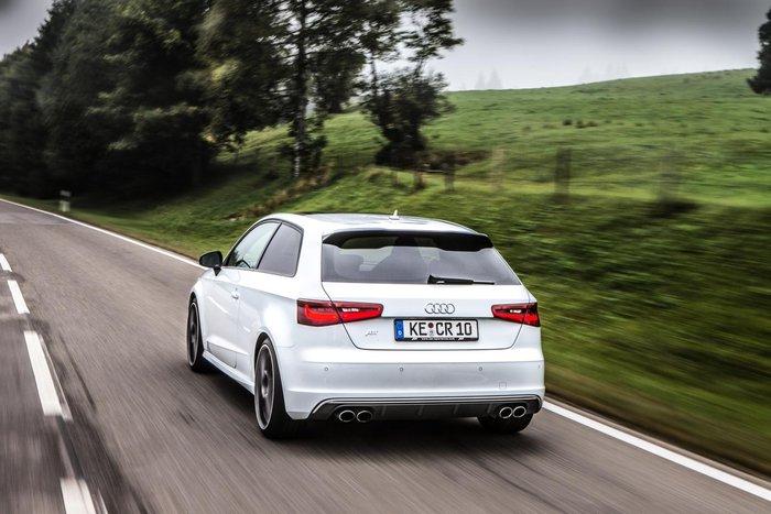 Le cure ABT per la nuova Audi S3