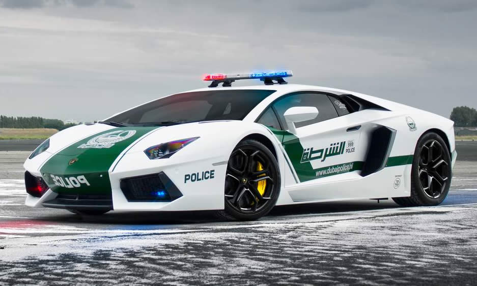 Lamborghini-Aventador-Police-Car