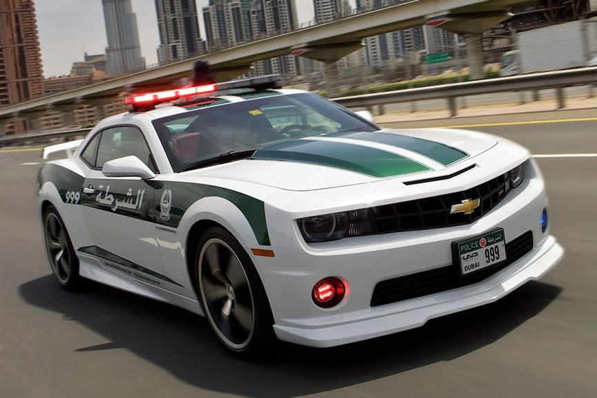 dubai_police_Chevrolet-Camaro Auto Addicted: Novità, Prove, Curiosità dal mondo dell'Auto