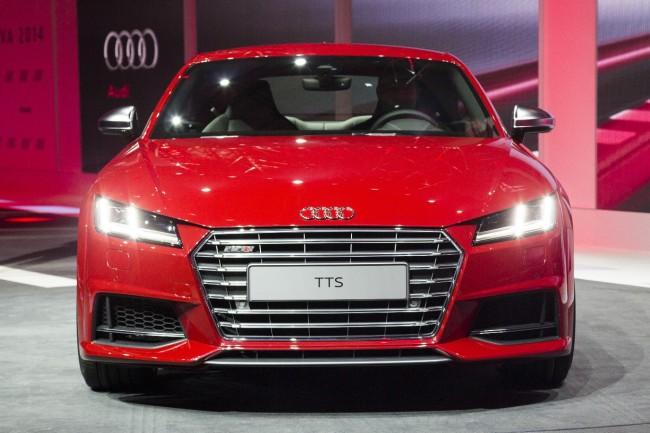 Nuova Audi TT: ecco la terza generazione
