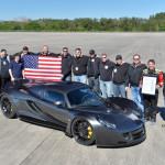Hennessey_Venom_GT_270.4_mph_KSC_800px-21-150x150 Ora è ufficiale: la Hennessey Venom GT è l'auto di serie più veloce del mondo.