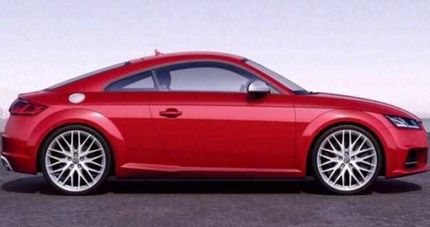 Nuova Audi TT – in attesa del Salone di Ginevra 2014