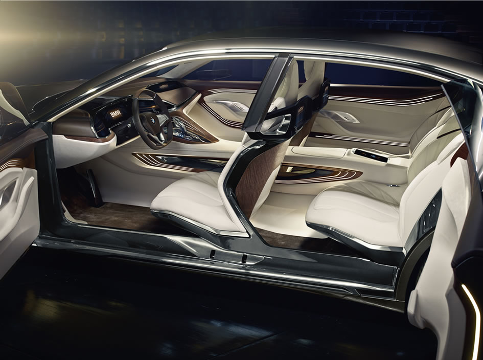 BMW guarda al futuro: presentata la Vision Future Luxury al Salone di Pechino