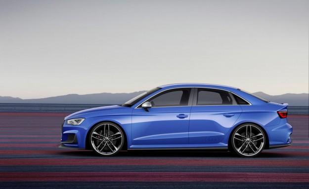 Una Show Car per stupire: Audi A3 Clubsport!