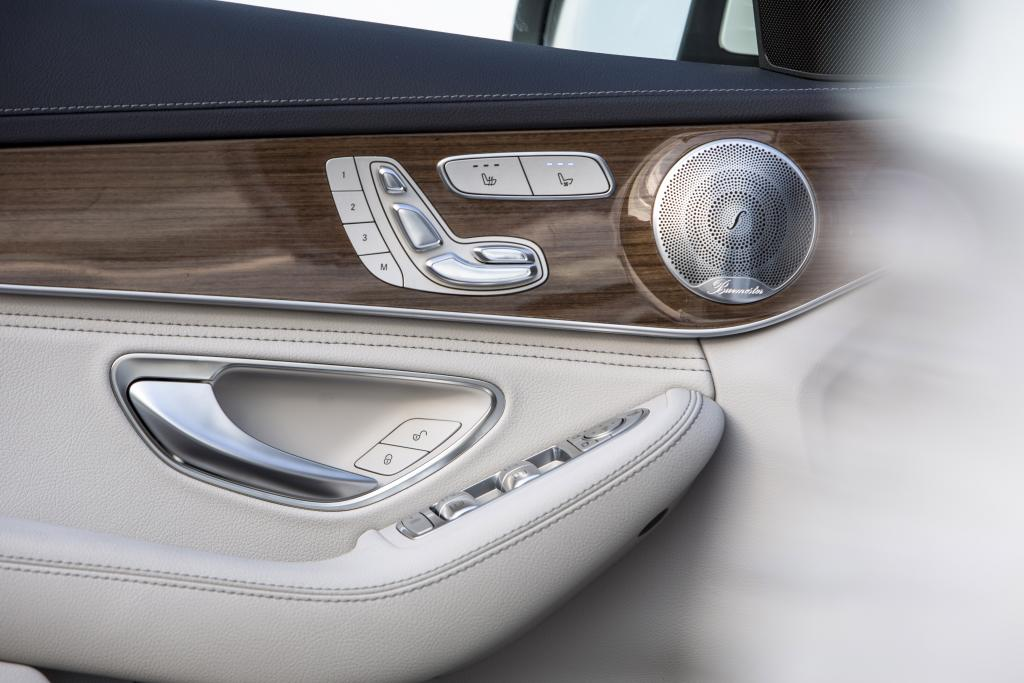 Nuova Mercedes-Benz Classe C Station Wagon 2015 [foto]