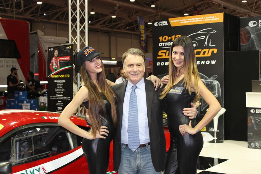 Supercar Roma Auto Show – il salone all'insegna della velocità