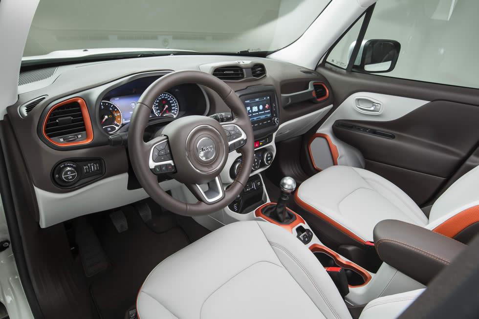 Renegade, la prima Jeep italo-americana – FOTO E PREZZI