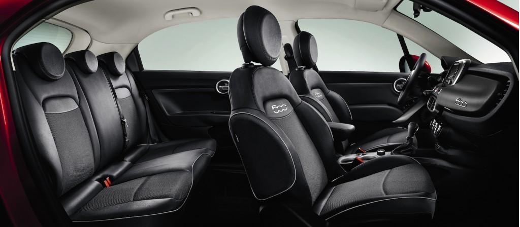 Debutto Parigino per la nuova Fiat 500X