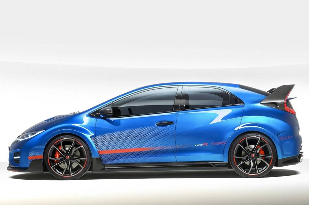 Honda Civic Type R, prestazioni senza precedenti – FOTO