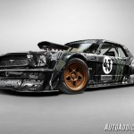 "1965-ford-mustang-ken-block-three-quarter-front-low.jpg-150x150 Ken Block mostra il suo nuovo ""giocattolo"""