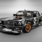 "1965-ford-mustang-ken-block-three-quarter-front.jpg-150x150 Ken Block mostra il suo nuovo ""giocattolo"""