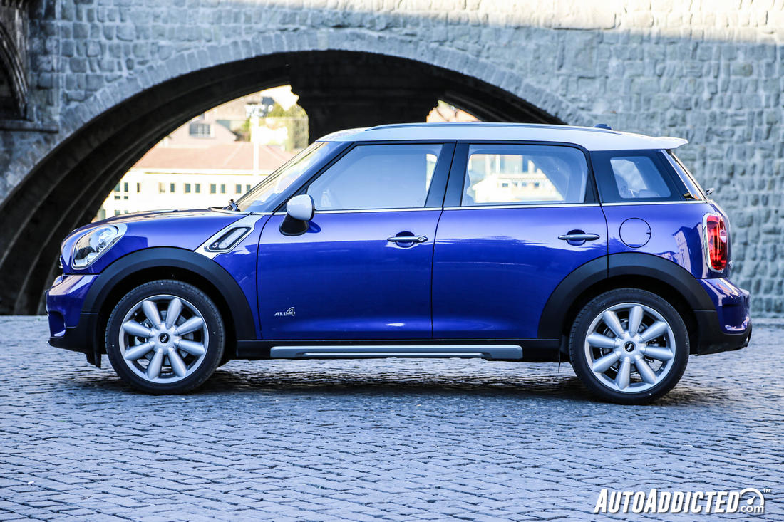 Mini Cooper S Countryman All4: il nostro test di lunga durata