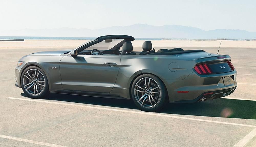 La Mustang alla conquista dell'Europa: al via gli ordini