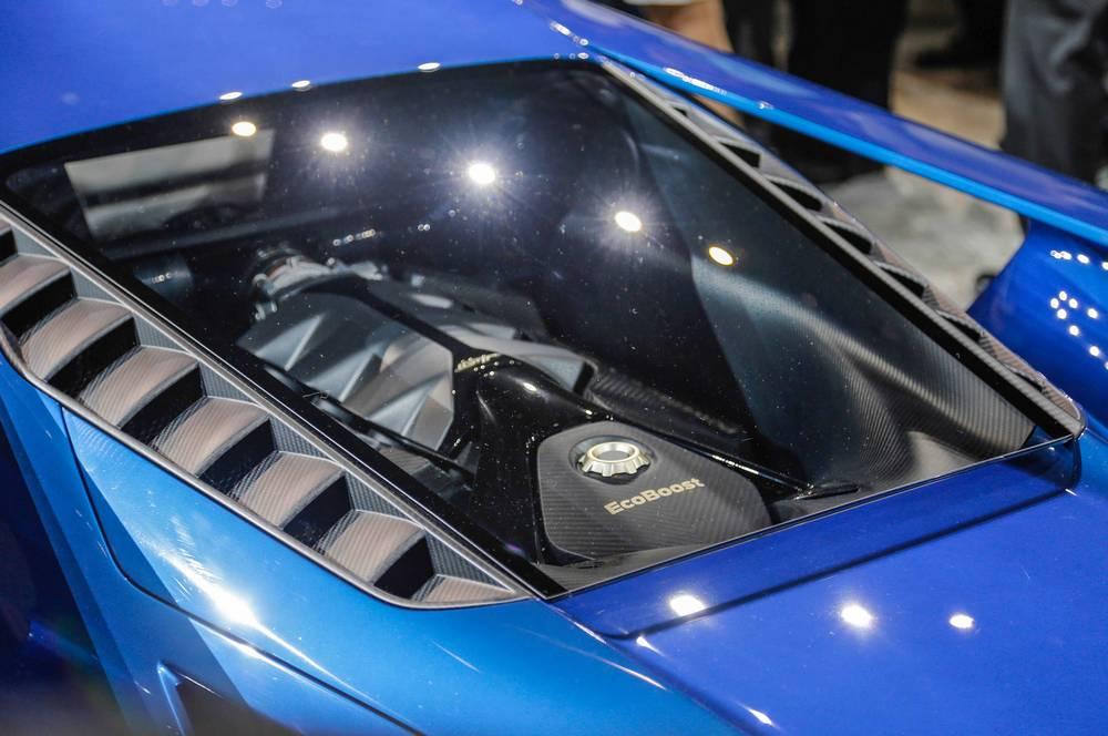 Ford GT, Il ritorno di una leggenda – PREZZO e FOTO