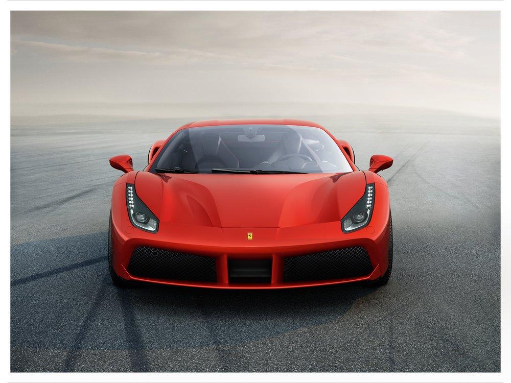 Ferrari 488 GTB, la nuova arma del cavallino rampante è tra noi