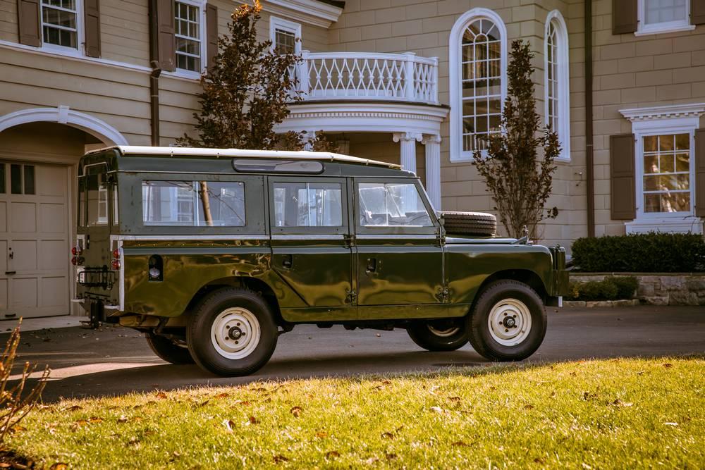 Land Rover Defender: il canto del cigno