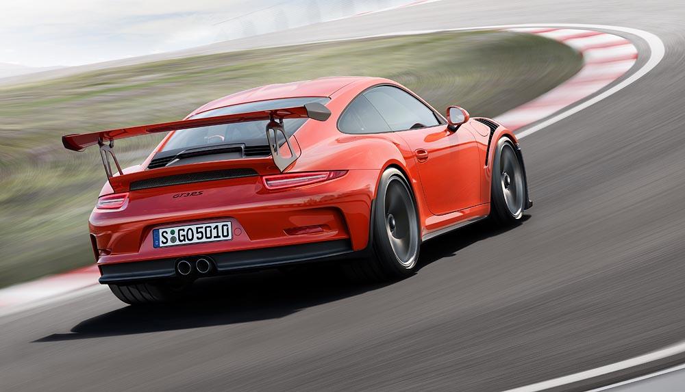 Nuova Porsche 911 GT3 RS, farà girare la testa a molti