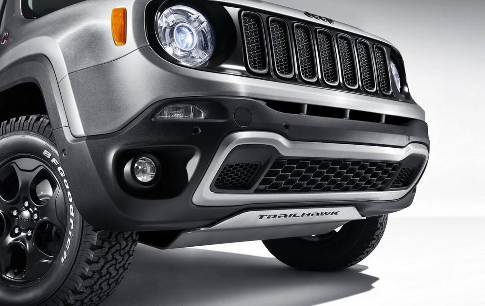Jeep Renegade Hard Steel, Mopar ci mette lo zampino
