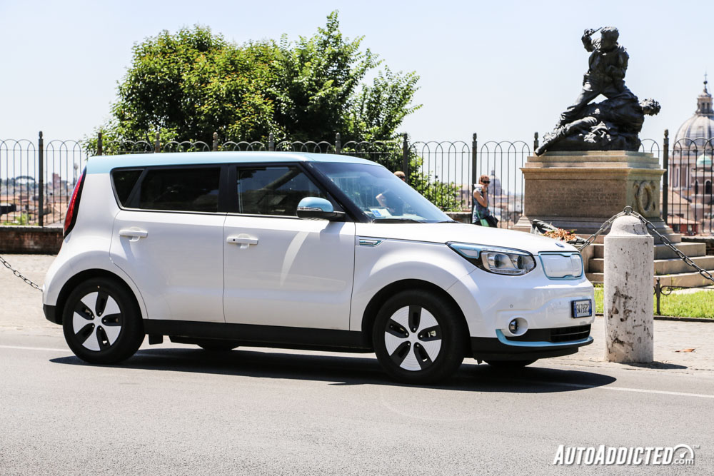 Prova Kia Soul ECO-electric: Enjoy the Silence
