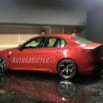 1972391_10207503853540560_6064318964594298377_n-150x150 Alfa Romeo Giulia: svelata prima della presentazione - FOTO