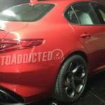 56a97f9e80b1a55273da72a7d2c693b3-150x150 Alfa Romeo Giulia: svelata prima della presentazione - FOTO