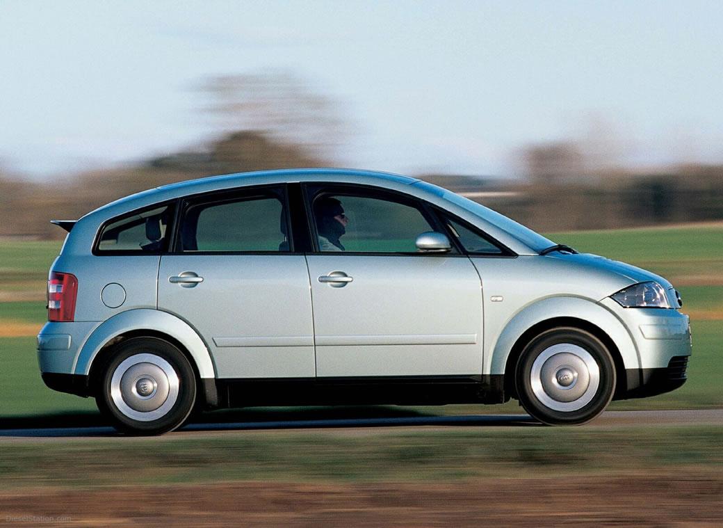 Audi-A2 Le peggiori auto degli ultimi 30 anni secondo Auto Addicted