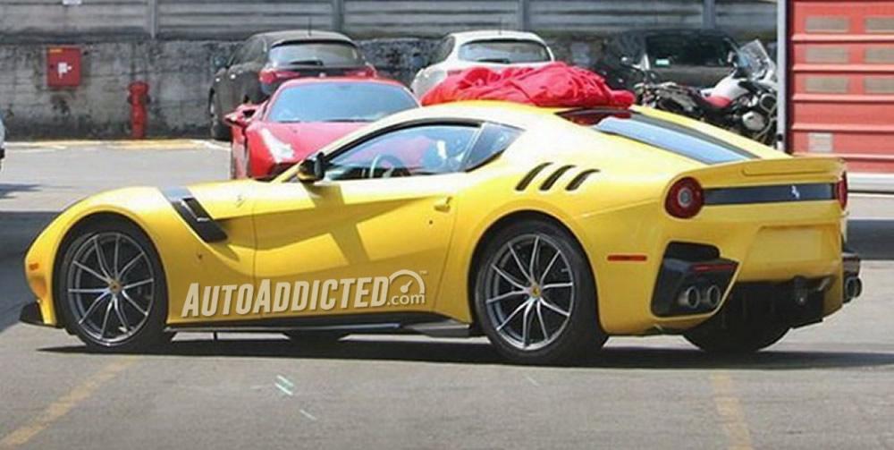 Ferrari F12 Speciale: a Maranello bolle qualcosa in pentola