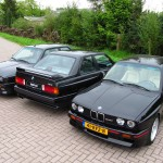 """bmw-e30-m3-side-by-side-3-150x150 Le 10 migliori auto dell'epoca di """"Ritorno al Futuro"""""""