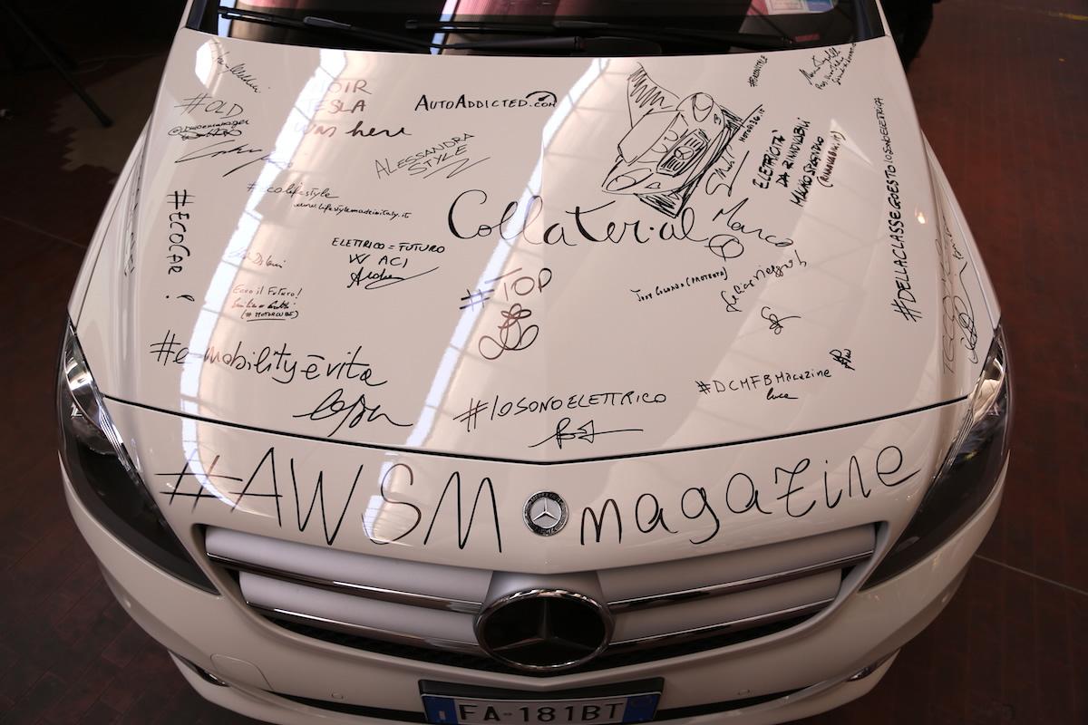 #eTour: il tour 100% elettrico di Mercedes che girerà l'Italia