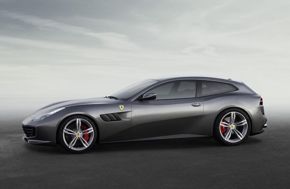 Ferrari GTC4Lusso: ecco la nuova Ferrari per i Commendatori