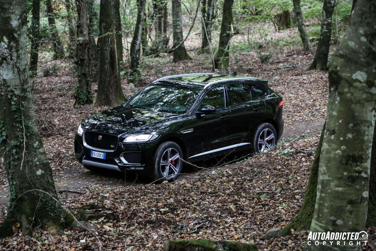Jaguar F-Pace S V6 Supercharged: Prova dello Sport Suv all'Inglese