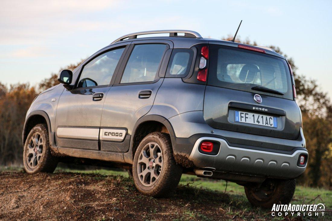 panda_cross__06 Quali auto è possibile comprare al prezzo di una triste Dr Evo5