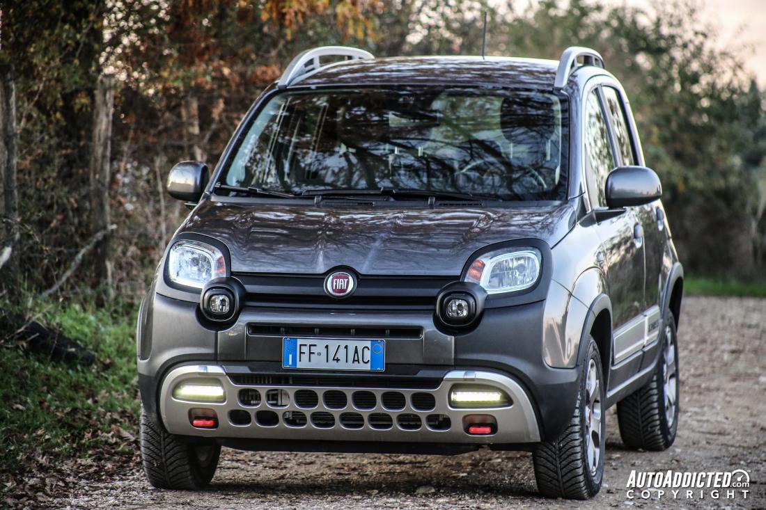Fiat Panda 4x4 Cross La Prova Della Suv Pi 249 Piccola E Avventurosa Che C 232