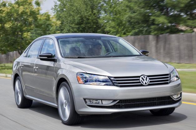 2014-Volkswagen-Passat-000 Dieselgate: le differenze tra il caso FCA e quello Volkswagen