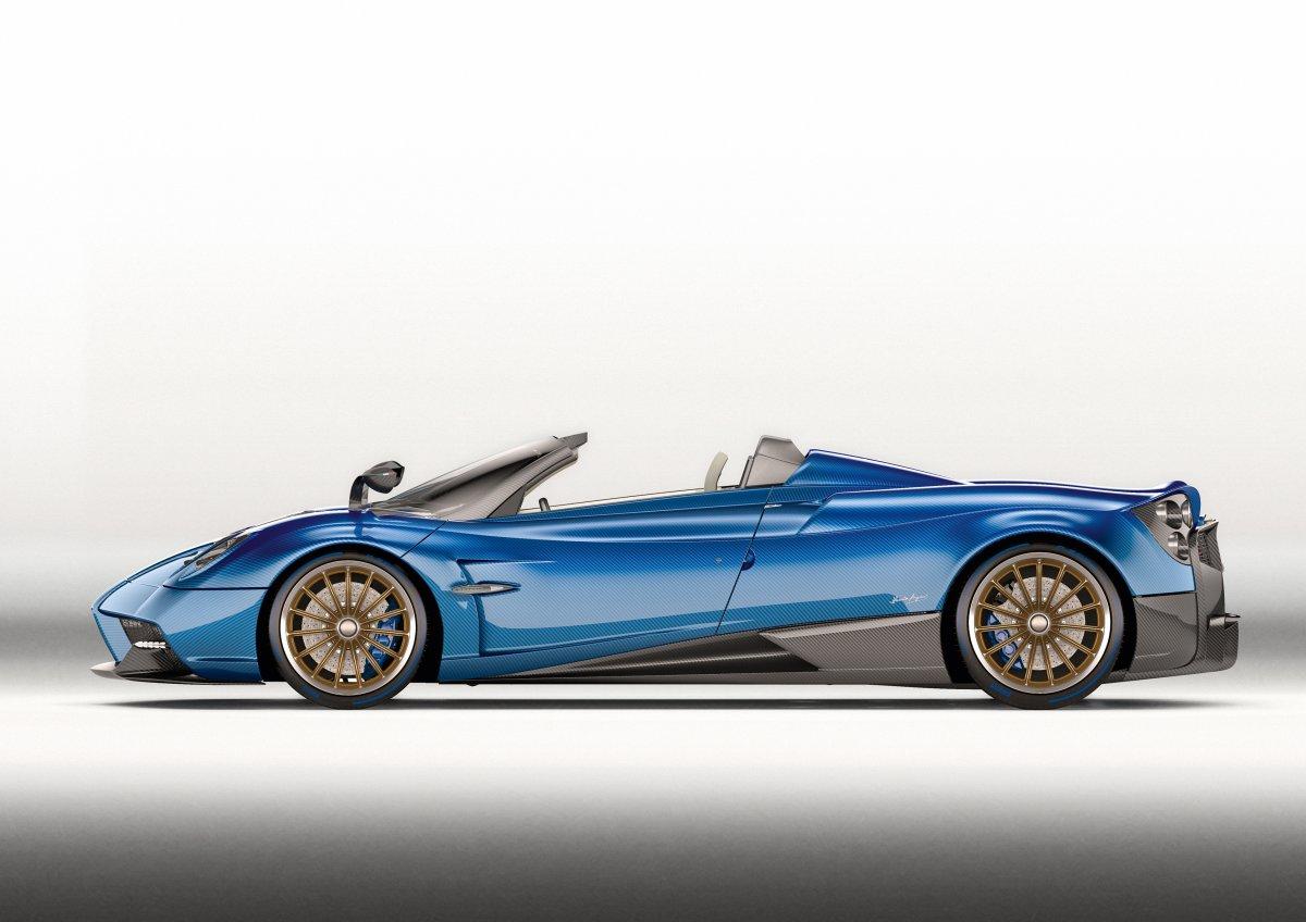 huayra_roadster_02 Pagani Huayra Roadster: quando l'auto diventa arte