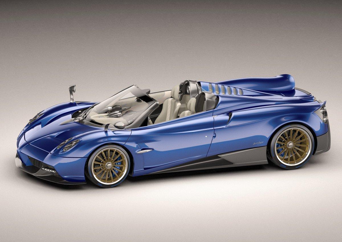 huayra_roadster_05 Le 10 auto più costose del 2017