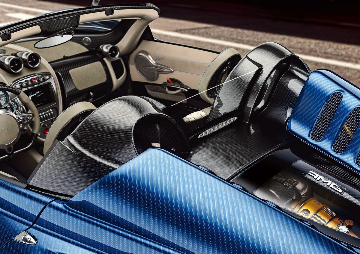 huayra_roadster_06 Pagani Huayra Roadster: quando l'auto diventa arte