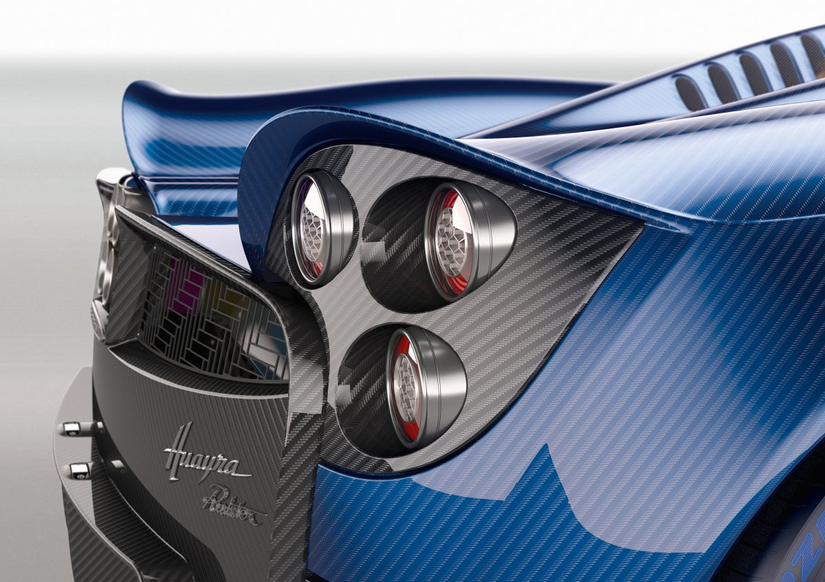 huayra_roadster_07 Pagani Huayra Roadster: quando l'auto diventa arte
