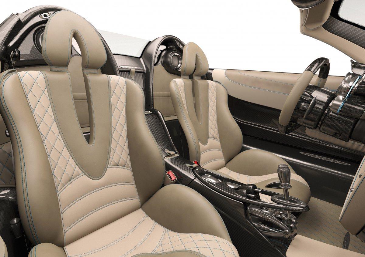 Pagani Huayra Roadster: quando l'auto diventa arte