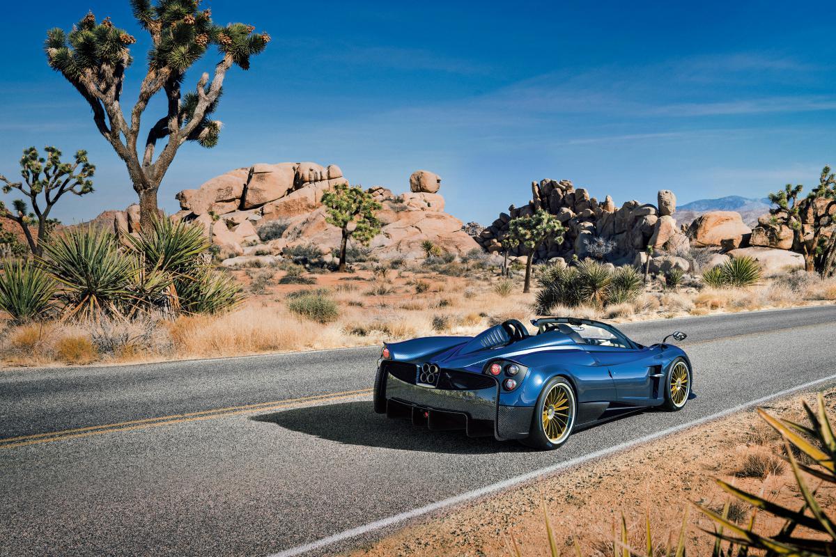huayra_roadster_10 Pagani Huayra Roadster: quando l'auto diventa arte