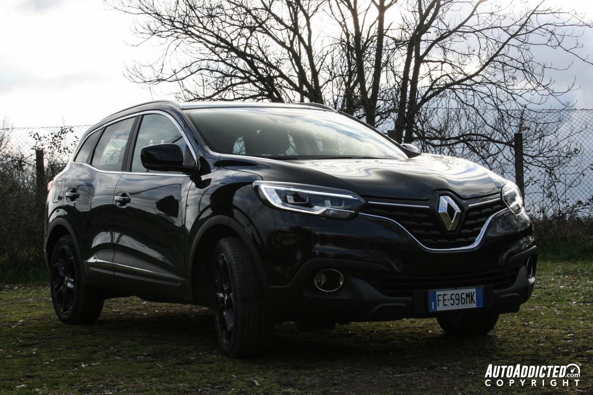 renault kadjar 1 5 dci hypnotic edc la prova del crossover in salsa francese. Black Bedroom Furniture Sets. Home Design Ideas