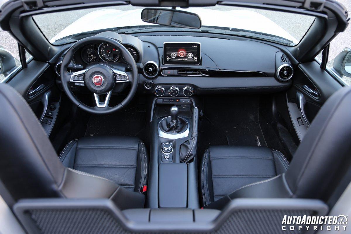 Fiat 124 Spider: la prova della scoperta italiana che mancava