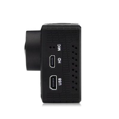 GitUp Git2P - L'Action Cam che diventa Dash Cam