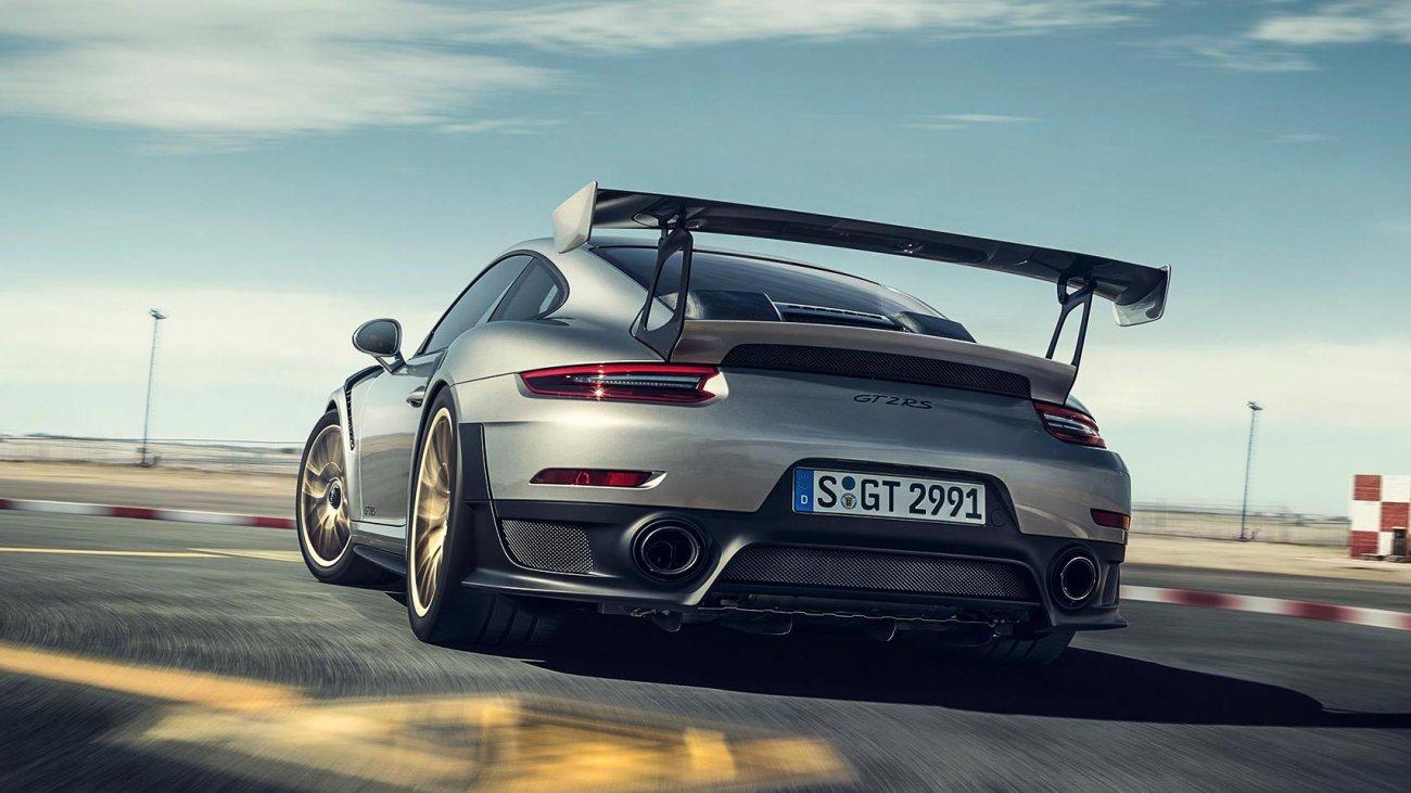 La 911 più spaventosa della storia: ecco la nuova 991 GT2 RS