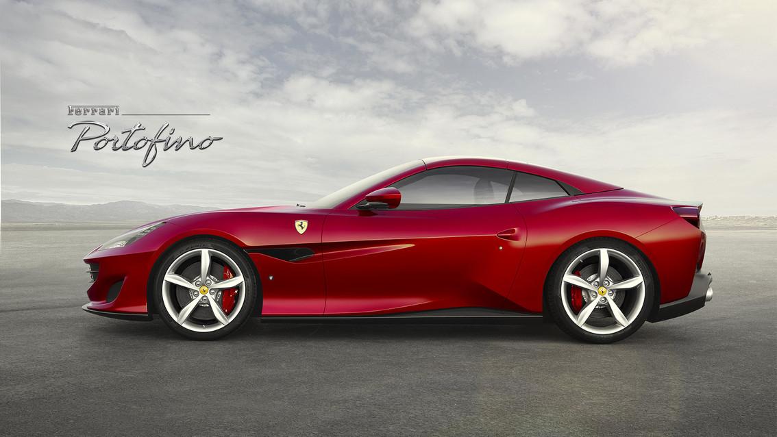 3e832f68-4d9d-40ea-8ed4-9304597e2048 Ferrari Portofino: entry level a chi?