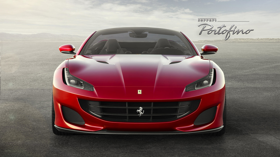 9d8fe97f-3259-4712-9e6c-43f964812071 Ferrari Portofino: entry level a chi?