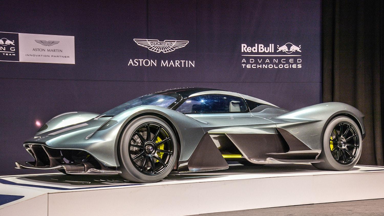 aston-martin-am-rb-001-hybrid-valkyrie Le 10 auto più costose del 2017