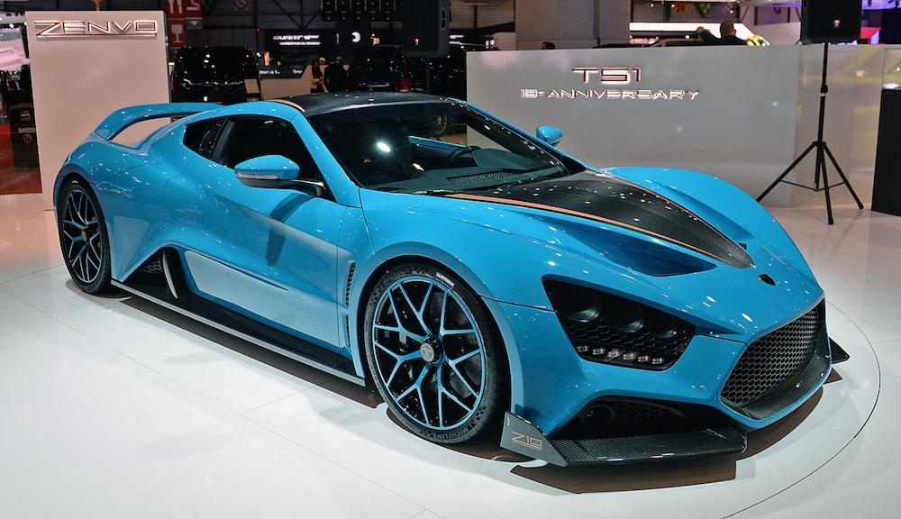 zenvo-ts1-gt-geneva Le 10 auto più costose del 2017