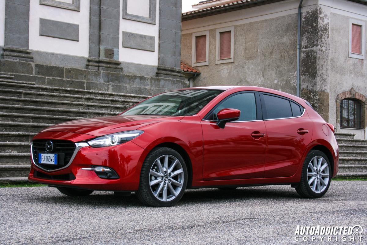Mazda 3 1.5 Skyactive-D Exceed i-Activesense : quando la sobrietà è appariscente