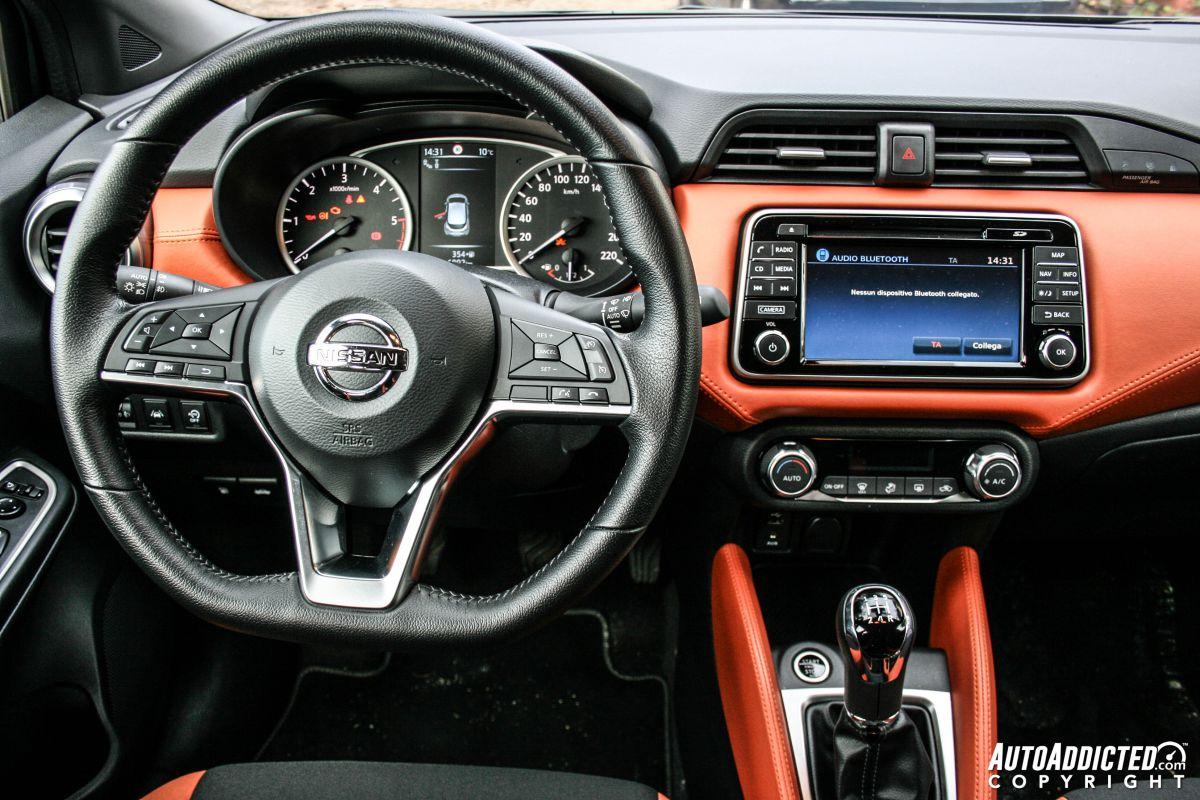 nissan_micra_02 Nissan Micra Tekna dci 90: la prova della nuova spaventa Yaris